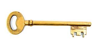 Nyckel- dörr Royaltyfri Bild