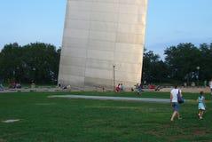 Nyckelbåge - St Louis Arkivbild