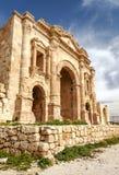 Nyckeln till romaren fördärvar Arkivfoto
