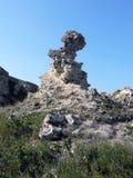 nyckfull rock Arkivfoto