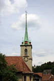 Nydeggkirche Bern Royaltyfri Foto