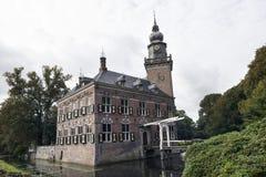 Nyebrode dell'università di affari nel villaggio olandese di Breukelen Immagine Stock