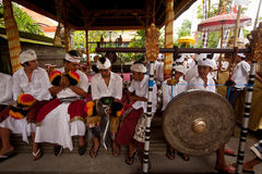 Nyepi - a Balinese Day of Silence Royalty Free Stock Photos