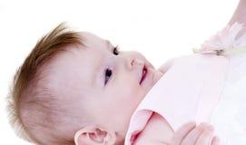 nyfödd flicka Royaltyfri Bild