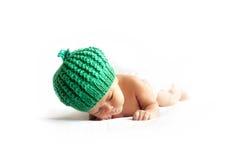 Nyfött behandla som ett barn Royaltyfria Foton