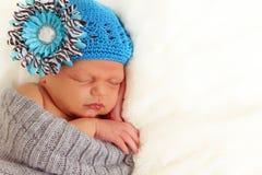 Nyfött behandla som ett barn Royaltyfri Fotografi
