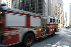NYFD Royalty Free Stock Photography