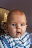 Nyfiket se behandla som ett barn Royaltyfri Foto