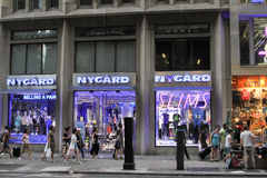 Nygard Fashions Stock Photos