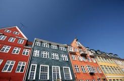 Nyhahvn In Copenhagen Stock Image