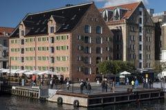Nyhavn obrazy stock