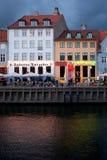 Nyhavn Stock Photography