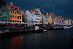 Nyhavn Royalty Free Stock Image