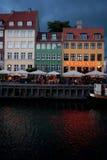 Nyhavn Royalty Free Stock Image