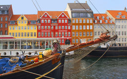 Nyhavn Photo stock