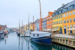 Nyhavn Στοκ Εικόνες