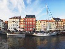 Nyhavn Image stock