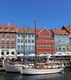 Nyhavn Royalty-vrije Stock Fotografie