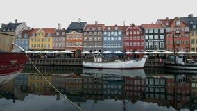 Nyhavn сток-видео