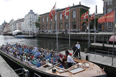 Free NYHAVN CANAL Royalty Free Stock Images - 56813329