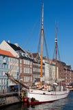 Nyhavn, Copenhagen Stock Images
