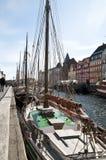 Nyhavn copenhagen Royalty Free Stock Photo
