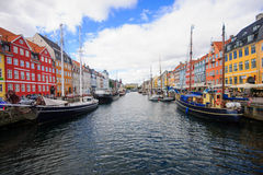 Nyhavn Stock Photography