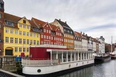 Nyhavn, Copenhagen Stock Photos