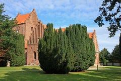 Nykøbing Sjælland church Stock Photography