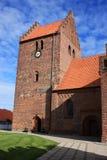 Nykøbing Sjælland church Stock Photo