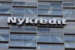 NYKREDIT-GEBÄUDE Stockfotografie