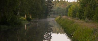 Nykroppa Suecia Fotos de archivo libres de regalías