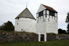 Nylars kirke Royalty Free Stock Photos