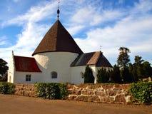 Nylars kirke. Stock Images