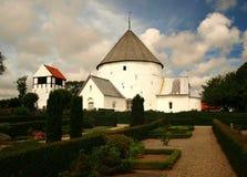 Nylars kirke. Stock Photography