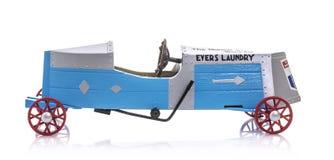 NYLINT звезда Muncie, покатые герои умирают модель бросания победителя 1934 коробки Дерби мыла Стоковое фото RF