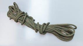 Nylon della corda immagini stock