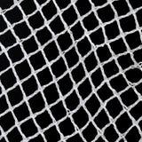 Nylon net. Extreme close up of  nylon net Royalty Free Stock Photography