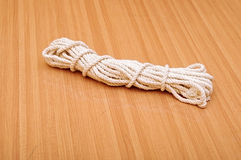 Nylon rope Royalty Free Stock Photos