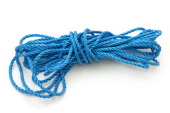 Nylon rope Royalty Free Stock Photo