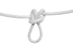 Nylon rope Stock Images