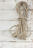 Nylon rope Stock Photography