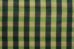 Nylon trasversale verde Immagini Stock