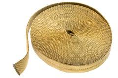 Nylon tubular webbing Royalty Free Stock Photo