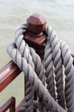 Nylonowy żołnierza piechoty morskiej kabel Obrazy Royalty Free