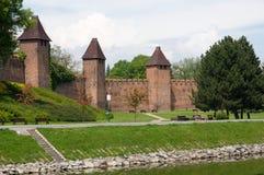 Nymburk Tjeckien Fotografering för Bildbyråer