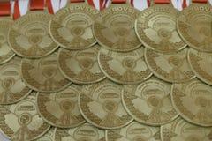 Nymburk, Tschechische Republik, am 4. November 2017: Meisterschaft der Tschechischen Republik Taekwondo ITF in Nymburk, Tschechis Lizenzfreie Stockbilder