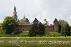 Nymburk, Tsjechische republiek Stock Foto's