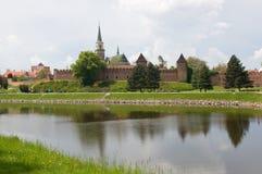 Nymburk, Tsjechische republiek Stock Foto
