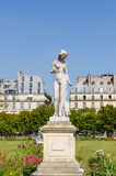 Nymph Tuileries Stock Image